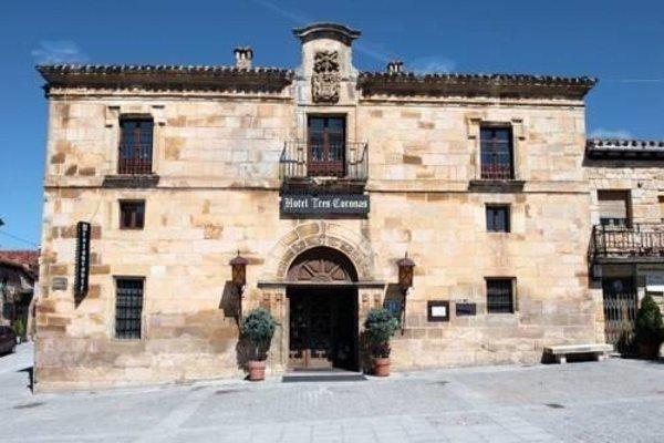 Hotel Tres Coronas de Silos - фото 11