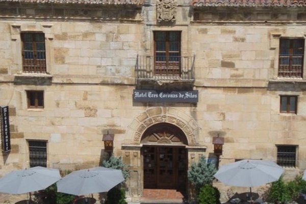 Hotel Tres Coronas de Silos - фото 12