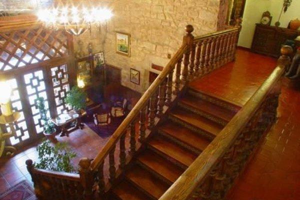 Hotel Tres Coronas de Silos - фото 8