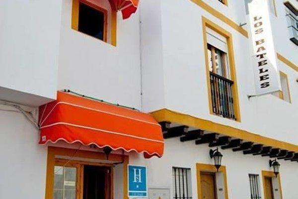 Hostal Los Bateles - фото 40
