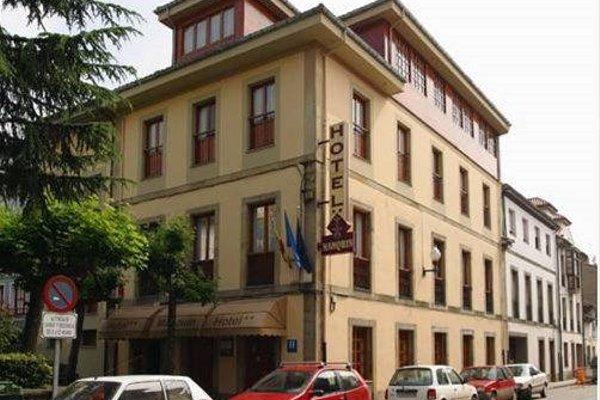 Hotel Restaurante El Manquin - фото 38