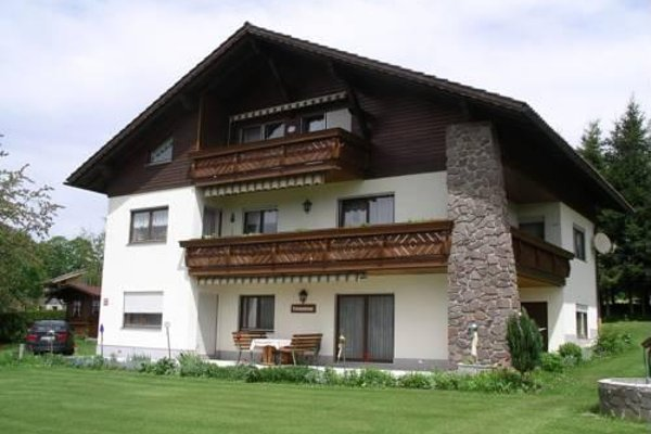 Fewo Frauenau Haslinger Am Hirschgarten - фото 17