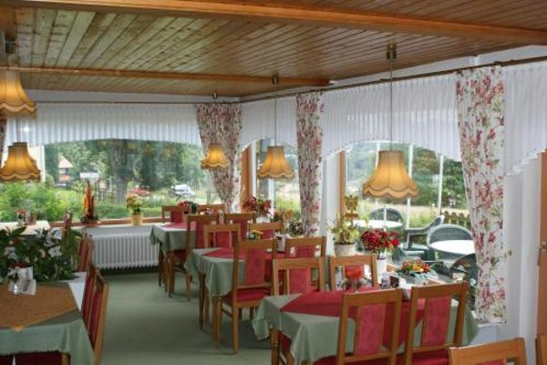 Hotel und Cafe Panorama - фото 16