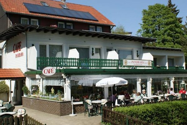 Hotel und Cafe Panorama - фото 18
