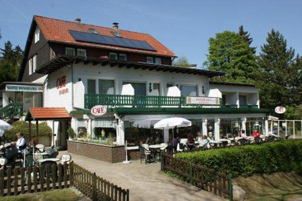 Hotel und Cafe Panorama - фото 19