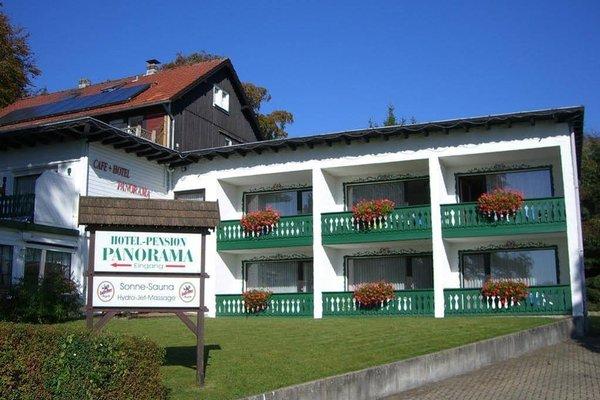 Hotel und Cafe Panorama - фото 21