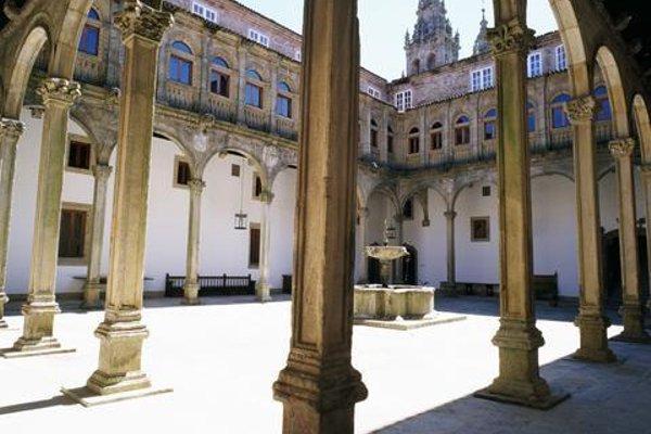 Parador de Santiago - Hostal Reis Catolicos - фото 20