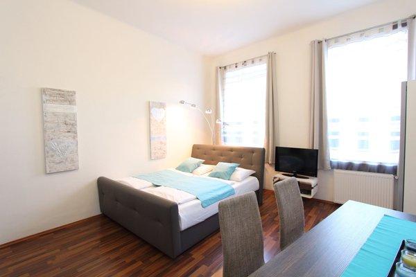 CheckVienna - Apartment Rossauer Lande - фото 28