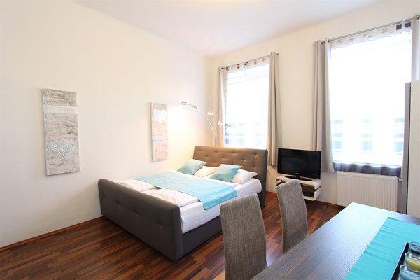 CheckVienna - Apartment Rossauer Lande - фото 3