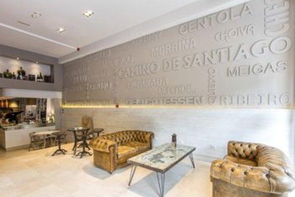 San Carlos Delicatessen Hotel - фото 6