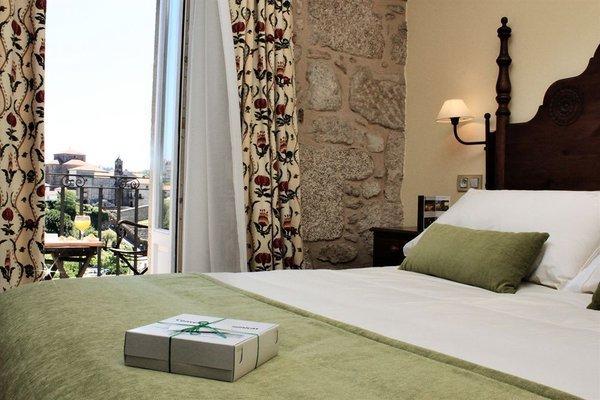Pousadas de Compostela Hotel Virxe da Cerca - фото 4