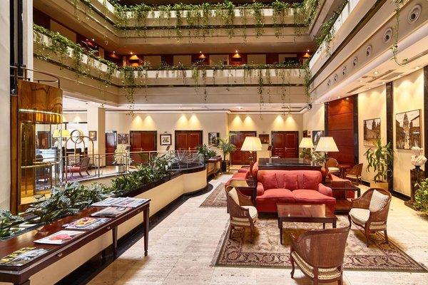 Eurostars Gran Hotel Santiago - фото 15