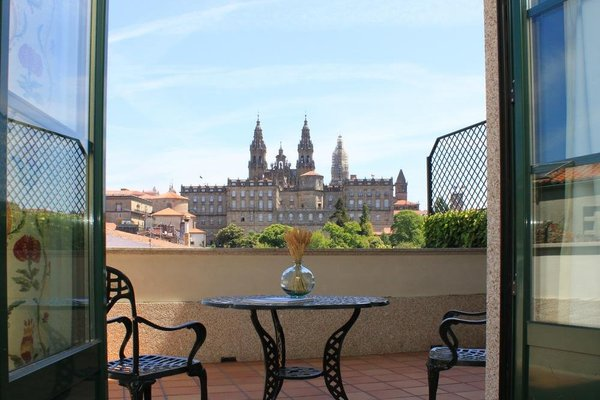 Pousadas de Compostela Hotel Pombal - фото 17