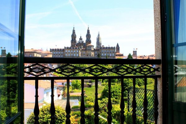 Pousadas de Compostela Hotel Pombal - фото 18