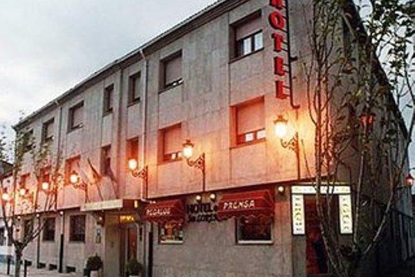 Hotel San Lorenzo - фото 23