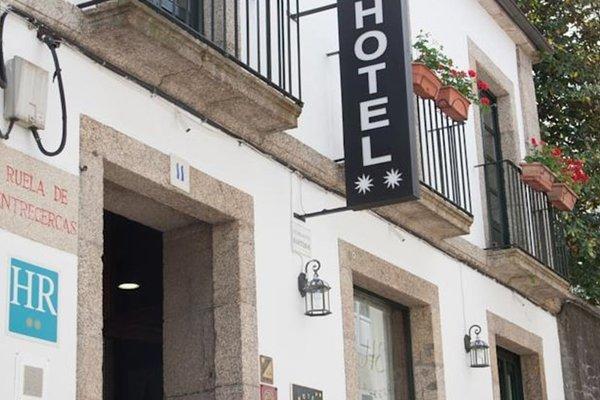 Hotel Entrecercas - фото 19