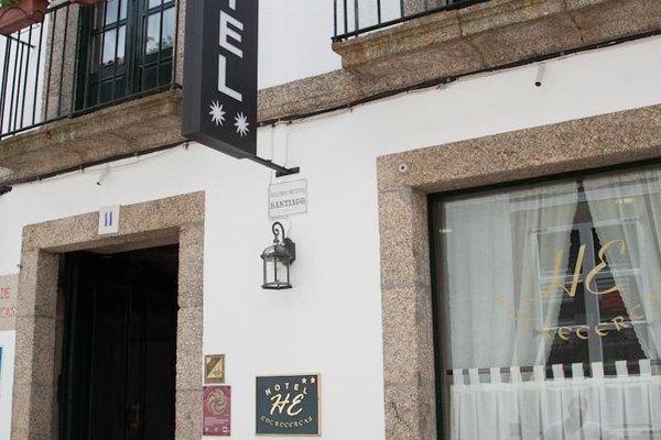 Hotel Entrecercas - фото 20