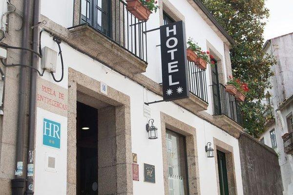 Hotel Entrecercas - фото 22