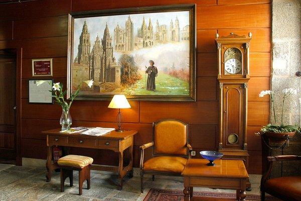 Hotel Entrecercas - фото 7