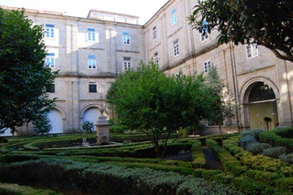 Hospederia San Martin Pinario - фото 15