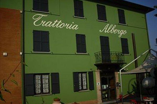 Albergo Trattoria Emiliana - фото 17