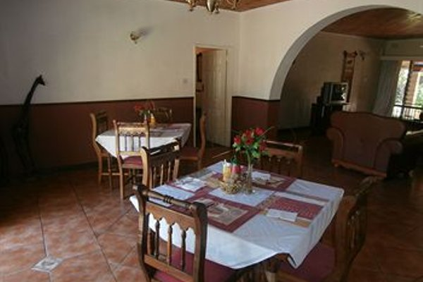 Annie's Lodge Lilongwe Area 10 - фото 13