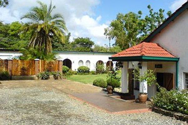 Annie's Lodge Lilongwe Area 10 - фото 20