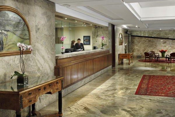 Отель Santemar - фото 16