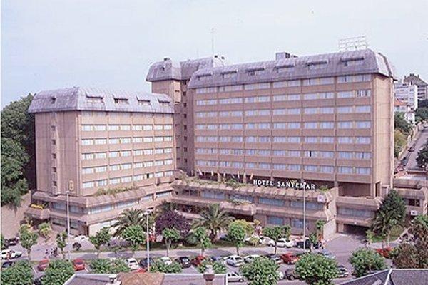 Отель Santemar - фото 22