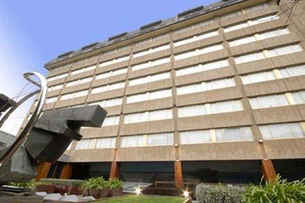 Отель Santemar - фото 23