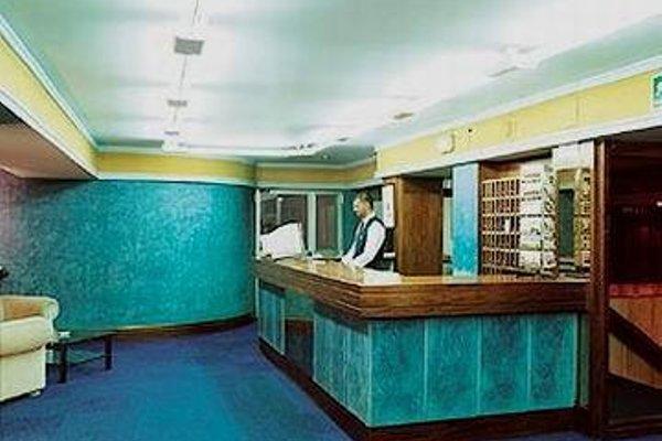 Отель City House Alisas Santander - фото 12