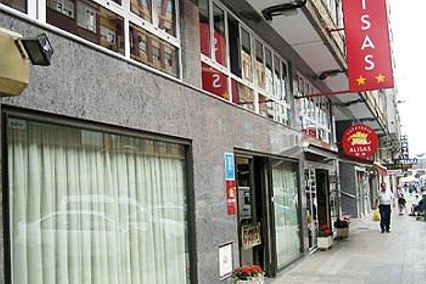 Отель City House Alisas Santander - фото 16