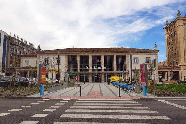 Отель City House Alisas Santander - фото 19