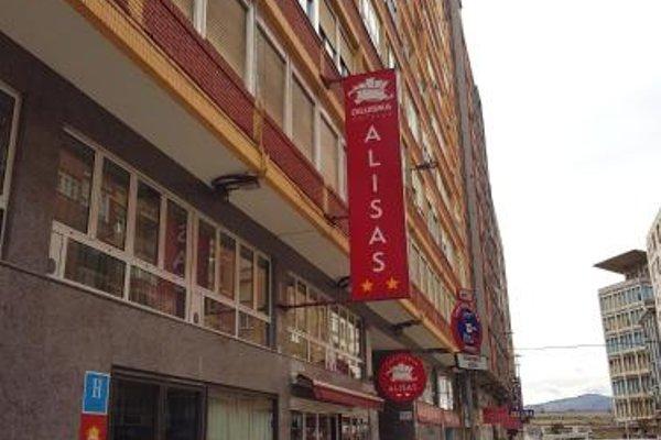 Отель City House Alisas Santander - фото 22