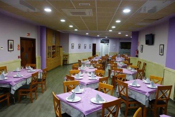 Hotel Reyes De Leon - фото 12
