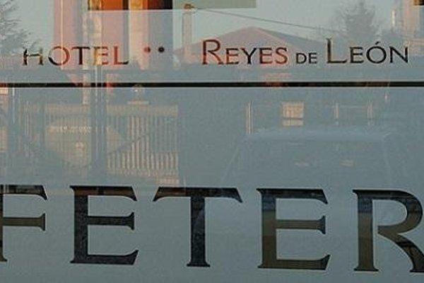Hotel Reyes De Leon - фото 14