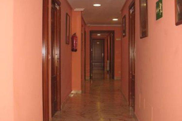 Hotel Reyes De Leon - фото 17