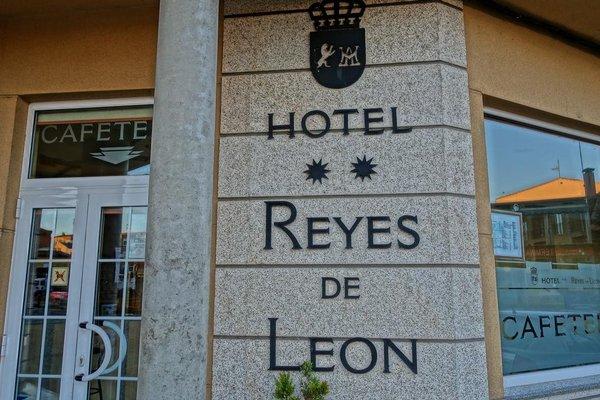 Hotel Reyes De Leon - фото 19