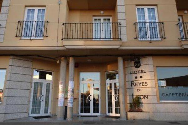 Hotel Reyes De Leon - фото 22