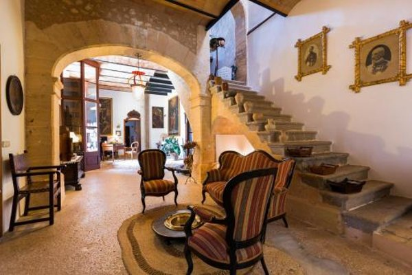 Hotel Rural Sa Torre de Santa Eugenia - фото 14