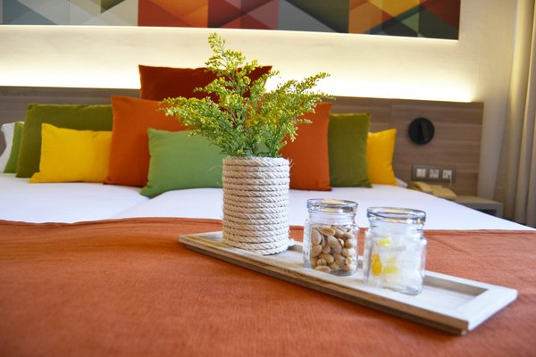 Hotel Escuela Santa Cruz - фото 16