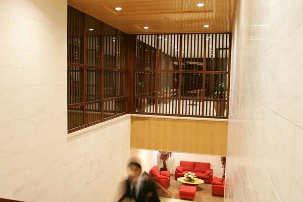 Hotel Escuela Santa Cruz - фото 17