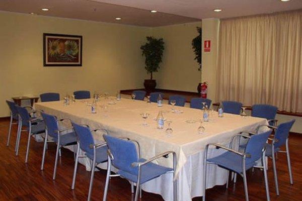 Hotel Escuela Santa Cruz - фото 18