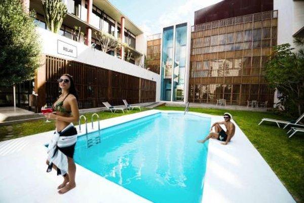 Hotel Escuela Santa Cruz - фото 21