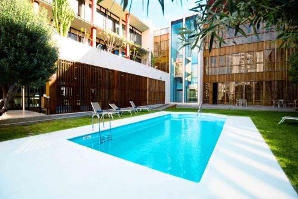 Hotel Escuela Santa Cruz - фото 22