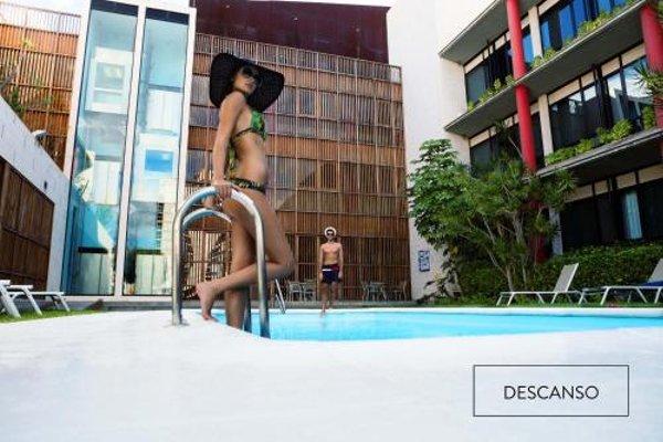 Hotel Escuela Santa Cruz - фото 23