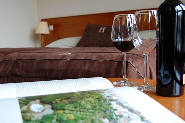Hotel Escuela Santa Cruz - фото 3