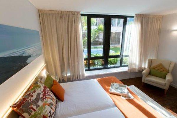 Hotel Escuela Santa Cruz - фото 6
