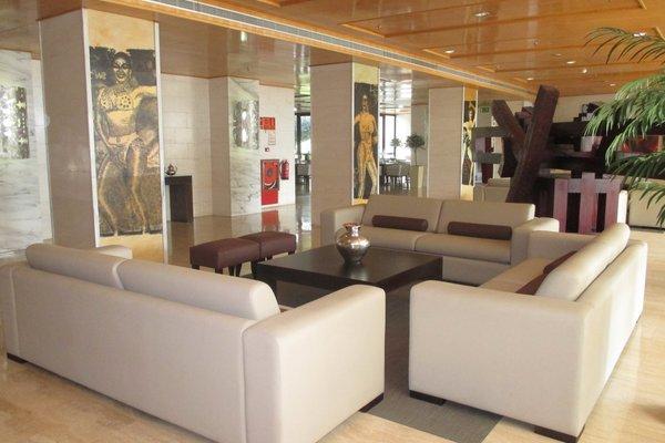 Hotel Escuela Santa Cruz - фото 8