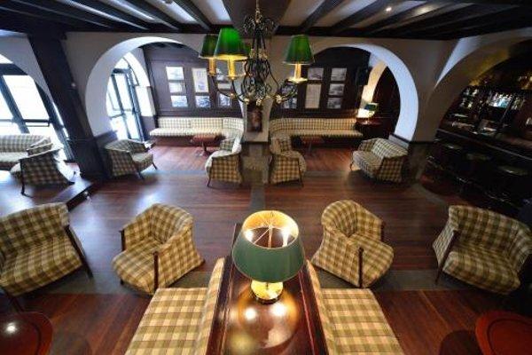Hotel Escuela Santa Brigida - фото 7